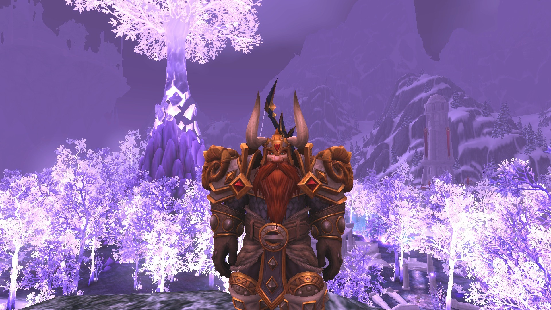 "alt=""World of Warcraft Hunter Alzéanz in Crystallsong Forest""/>"