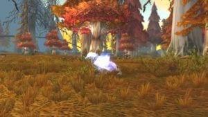 "alt=""wow hunter Delyshia and her pet Ven""/>"