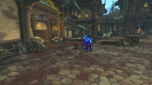 "alt=""world of warcraft hunter - Alzéanz and Blue""/>"