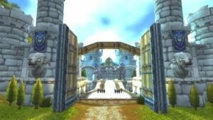 """alt=""""seven best quest chains in wow classic - stormwind gates""""/>"""