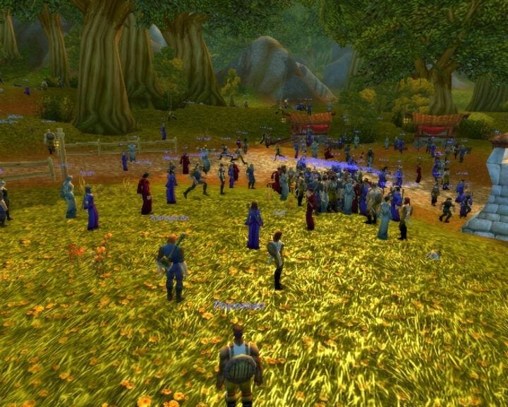 "alt=""world of warcraft classic release date and content schedule - human starter zone""/>"