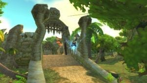 """alt=""""what is the difference between wow classic and retail wow - gurubashi arena in retail""""/>"""
