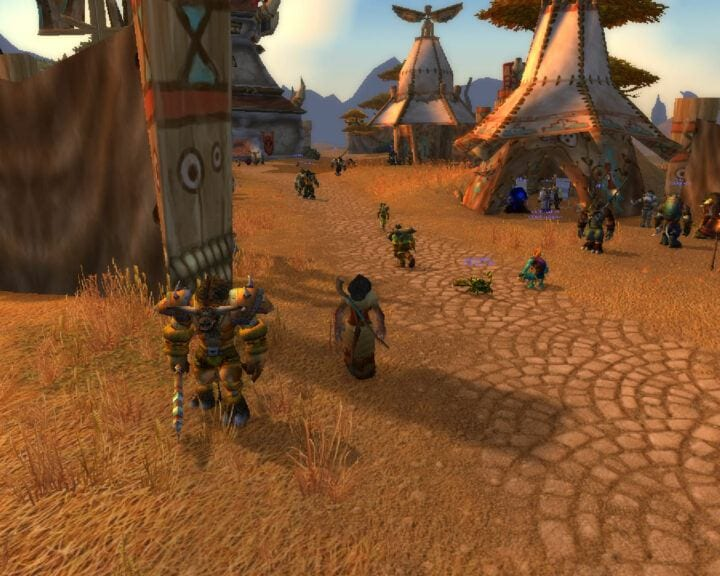 "alt=""blizzard expands wow classic server capcity - the crossroads""/>"