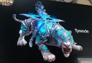 """alt=""""photo of Tyrande Whisperwind from pcgamesn.com new character models for wow""""/>"""