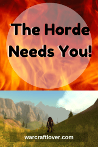 """alt=""""the horde needs you pin""""/>"""