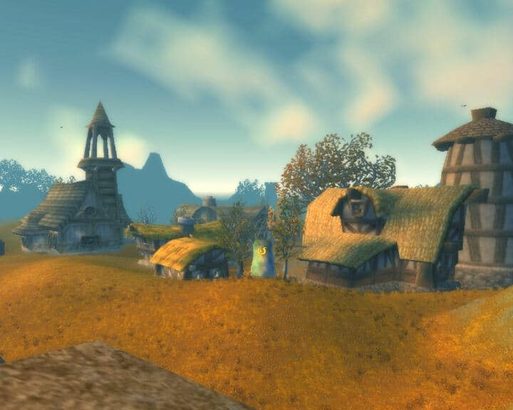 """alt=""""blizzard is stopping wow classic layering - westfall""""/>"""