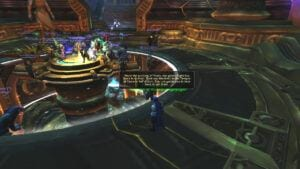 """alt=""""possible world of warcraft expansion ideas - heart of azeroth vault""""/>"""