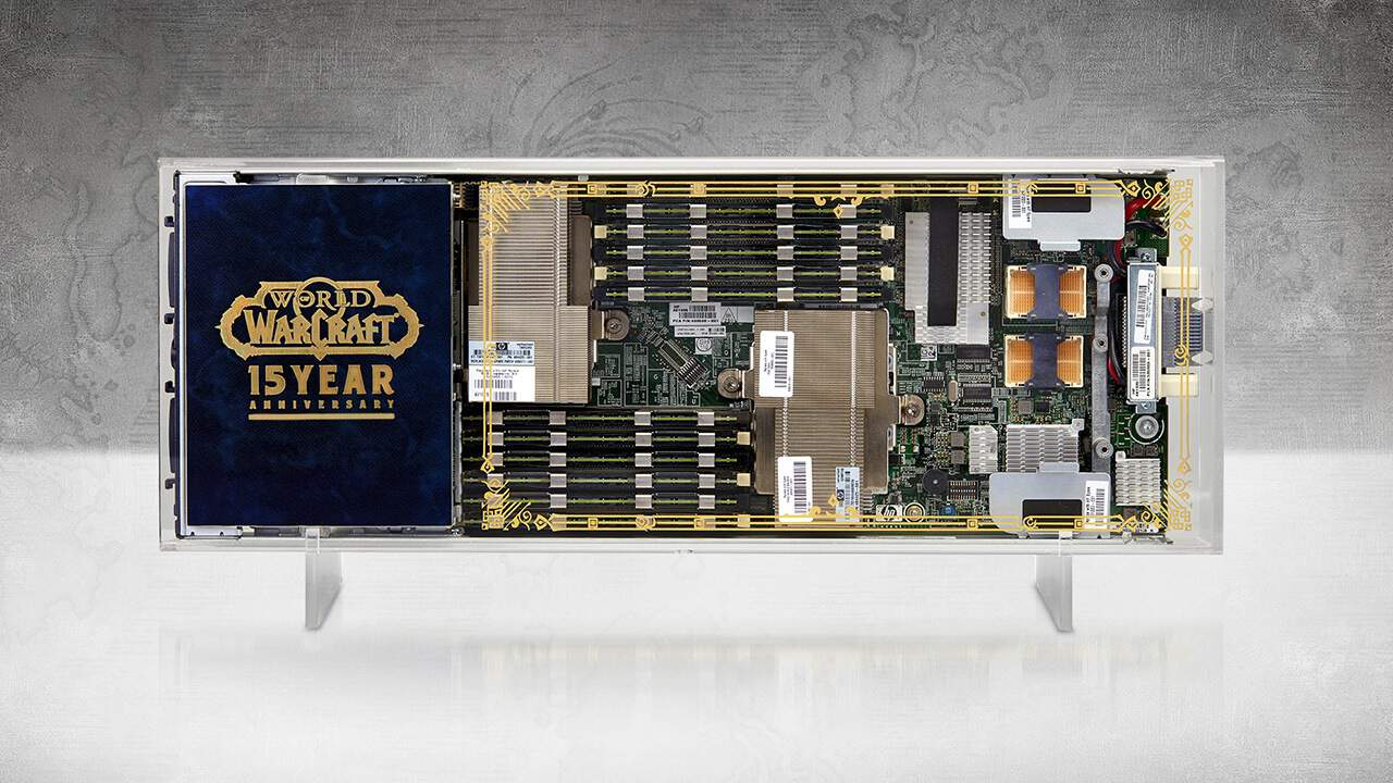 """alt=""""Snag a Warcraft Blade Server and own history - blade server pictured from blizzard.com""""/>"""