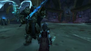 "alt=""the lich king in acherus""/>"