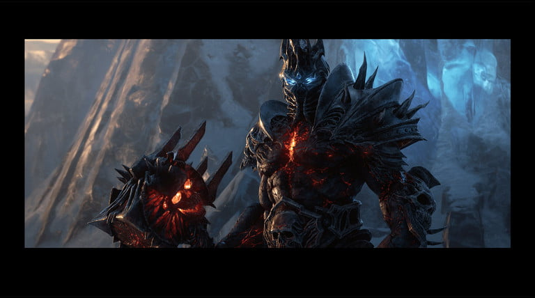 "alt=""World Of Warcraft Shadowlands Expansion Leak May Be Real - Lich King Bolvar Fordragon""/>"