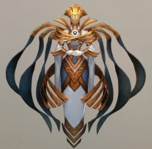 """alt=""""Who Is The Jailer In World of Warcraft Shadowlands? - the arbiter""""/>"""