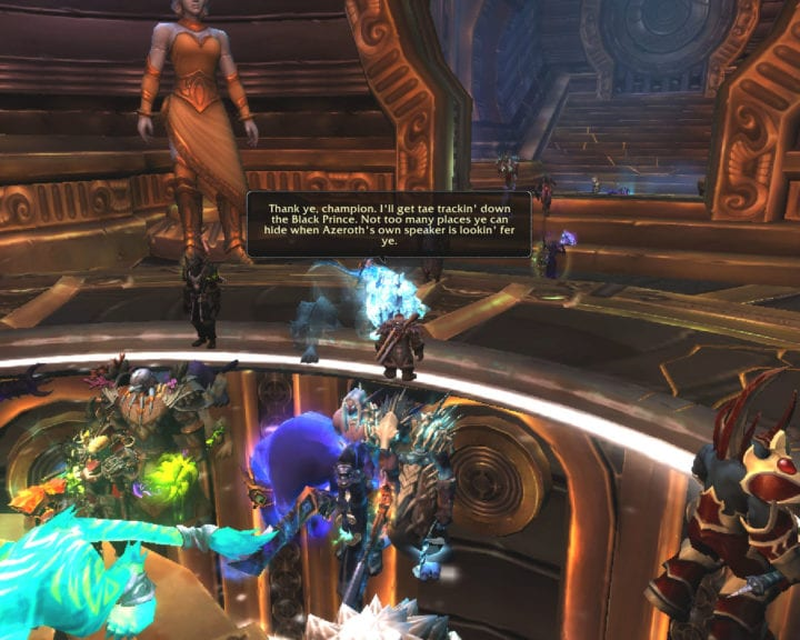 """alt=""""world of warcraft patch 8.3 release date announced""""/>"""