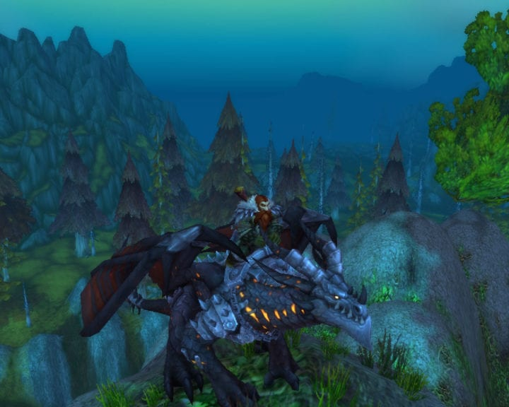 """alt=""""World of Warcraft patch 8.3 Visions of N'Zoth - ashenvale""""/>"""